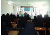 برگزاری مراسم گرامیداشت سالروز پیروزی شکوهمند انقلاب اسلامی در مدرسه اسماعیلیه قشم