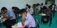 برگزاری امتحانات پایانی سال تحصیلی 90-89 مدرسه علوم دینی اسماعیلیه بخش خواهران و برادران