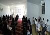 برگزاری امتحانات پایانی سال تحصیلی 94-93 مدرسه علوم دینی اسماعیلیه