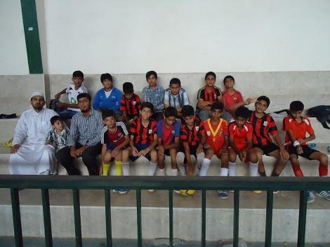اردوی ورزشی تفریحی کلاسهای تابستانه مدرسه علوم دینی اسماعیلیه