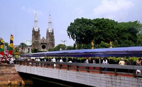 مسجد استقلال جاکارتای اندونزی