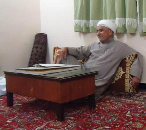 شیخ میر عبدالله تخت دار