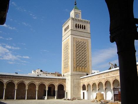 مسجد زیتونه تونس