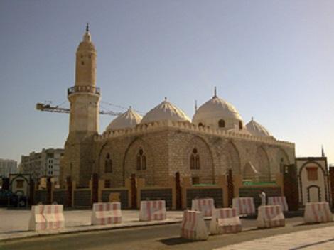 مسجد غمامه