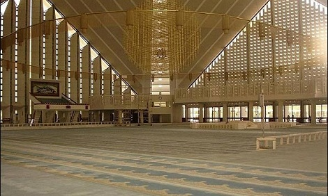 مسجد ملک فیصل اسلام آباد