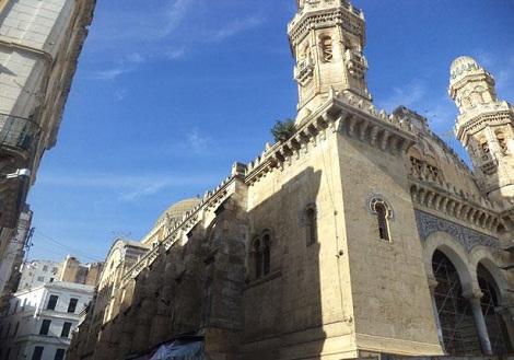مسجد کتشاوه الجزائر