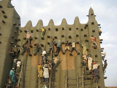 مسجد«جنه» مالی