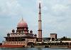 مسجد جامع پوتراجایا مالزی