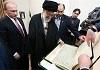 تاریخچه قرآنی که «پوتین» به مقام معظم رهبری تقدیم کرد