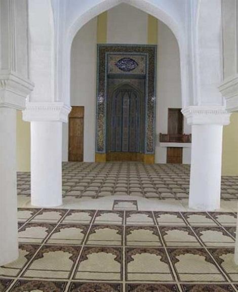 مسجد جامع اهل سنت بندرعباس
