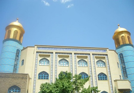 مسجد جامع اهل سنت سنندج