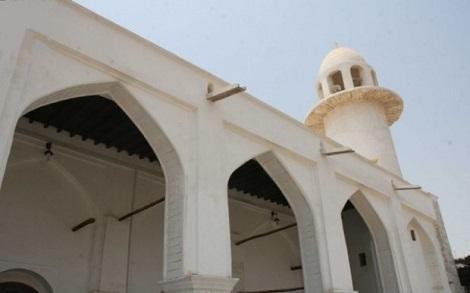 مسجد گله داری بندرعباس