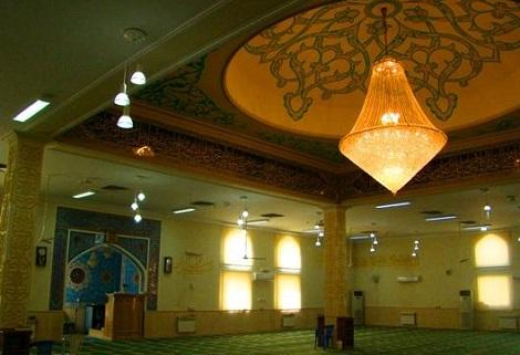 مسجد جامع اهل سنت شیراز