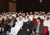 برگزاری مراسم تجلیل از مدیران مدارس علوم دینی اهل سنت قشم