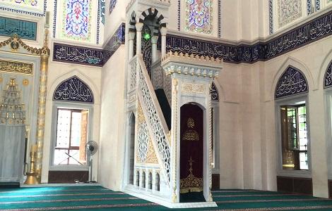 مسجد جامع توکیو ژاپن