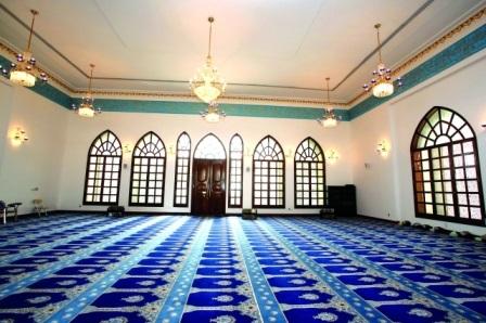 مسجد جامع عمر بن عبدالعزیز شارجه