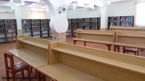ساختمان آموزشی مدرسه علوم دینی اسماعیلیه