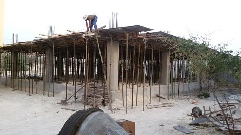 پروژه مسجد و دار التحفیظ مدرسه علوم دینی اسماعیلیه
