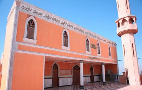 مساجد اهل سنت بوشهر