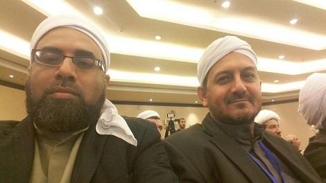 گزارش تصویری از حضور مدیر و مدرسن مدرسه اسماعیلیه در سی و یکمین کنفرانس بین المللی وحدت اسلامی تهران