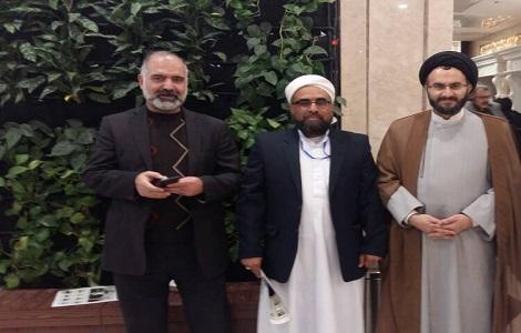 حضور مدرسین مدرسه اسماعیلیه در کنگره بین المللی فراورده های حلال به میزبانی دانشگاه علوم پزشکی مشهد
