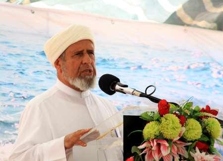 گفتگو با شیخ محمد علی امینی
