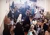 طی مراسمی از رتبه های برتر امتحانات نیمسال خواهران و شعبه حفظ و کلاس تجوید بانوان تجلیل شد
