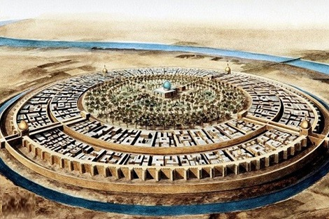ساختار شهری در عصر مدرن