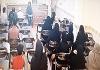 برگزاری همایش اهل قلم کانون نویسندگان مجتمع دینی اهل سنت شهرستان قشم  به میزبانی مدرسه اسماعیلیه