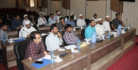 برگزاری نشست هم اندیشی کاربران رایانه مدارس علوم دینی اهل سنت هرمزگان