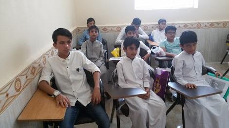 فعالیت تابستانه سال 97 مدرسه علوم دینی اسماعیلیه