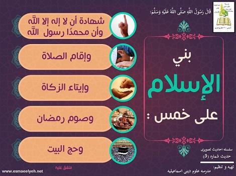 پنج پایه ی اسلام