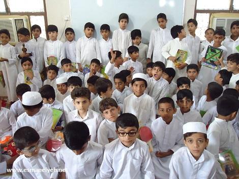 گزارش تصویری از فعالیت مکتبخانه سید عبدالرحیم خطیب (رحمه الله) گیاهدان سال 97