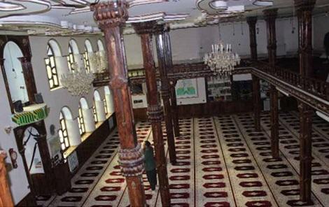 مسجد سنگی اورامان