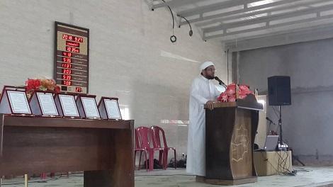 گزارش تصویری مراسم افتتاحیه ی مشترک مدارس عضو مجتمع دینی قشم و تقدیر از رتبه های برتر سال قبل