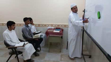 سال تحصیلی 98-97 مدرسه علوم دینی اسماعیلیه بخش برادران