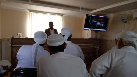 گزارش تصویری کارگاه فنون و روشهای تدریس و سخنرانی ویژه مدرسین مدارس دینی جزیره قشم