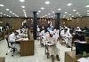 برگزاری آزمون علمي و مصاحبه روحانيون حج كاروان هاي اهل سنت در قشم