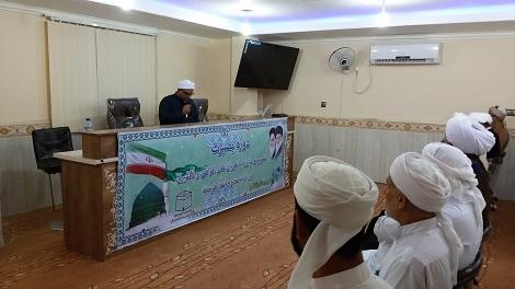 برگزاری همایش ائمه جمعه و جماعات شهرستان قشم به میزبانی مدرسه اسماعیلیه