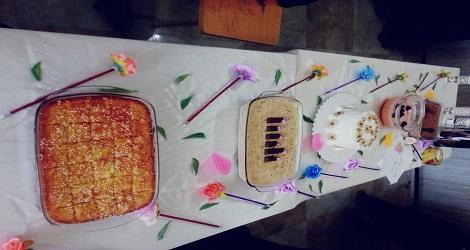 برگزاری مسابقه کیک و شیرینی پزی توسط شورای طلاب خواهران مدرسه اسماعیلیه