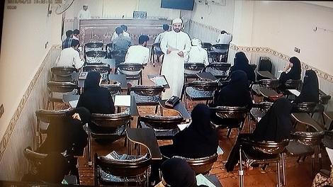 گزارش تصویری امتحانات پایانسال تحصیلی  98-97 مدرسه علوم دینی اسماعیلیه