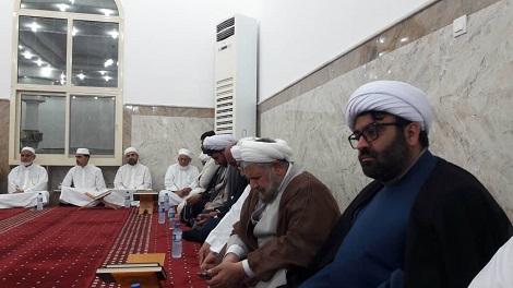 برگزاری مراسم شبی با قرآن در مسجد سیدنا حسن (رض) رمکان با مشارکت طلاب شعبه حفظ مدرسه اسماعیلیه